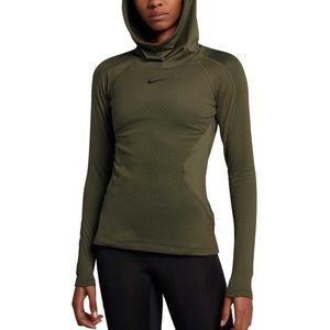 Nike Women's Hoodie BLACK